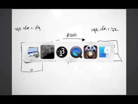 OSC (Open Sound Control) explanation video