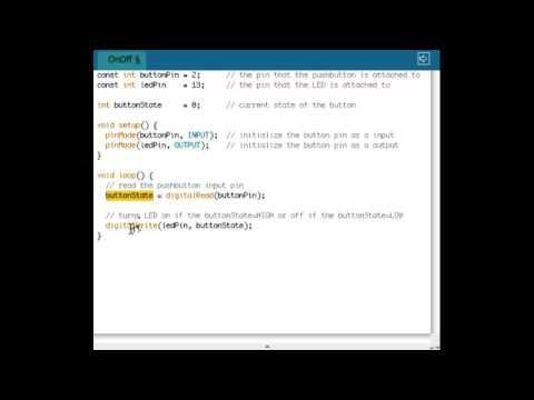 Arduino Programming - State change Tutorial